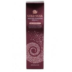 Тональный крем Enough Gold Snail Moisture Foundation SPF 30 оптом