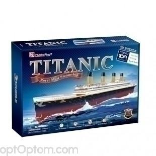 3D пазл Титаник оптом