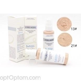Тональный крем Enough Collagen Whitening Moisture Foundation оптом