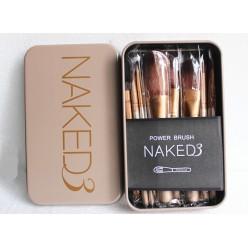 Naked3 кисти для макияжа оптом