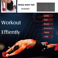 Тренажер abdominal muscle fitness wheel оптом