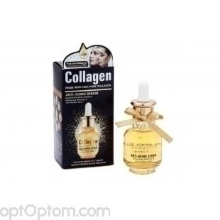 Антивозрастная сыворотка для лица Collagen Anti-Aging Serumn оптом