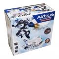 Игрушка самолет робот трансформер 2в1 Airbus Robot Warrior оптом