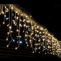 Новогодняя светодиодная гирлянда Бахрома 5 м оптом