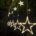 Светодиодная гирлянда Звезды оптом