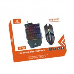 Игровая клавиатура с мышкой JEQANG JK-913 оптом