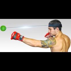 Боевой мяч на резинке - Тренажер для бокса оптом