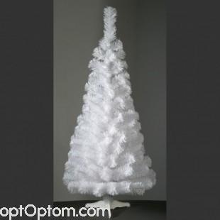 Искусственная белая елка 180 см оптом
