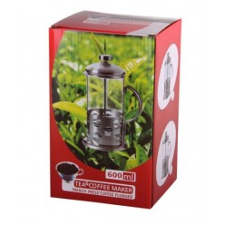 Френч-пресс Tea coffee maker 600 мл оптом