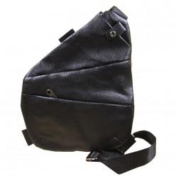 Мужская кожаная сумка кобура оптом