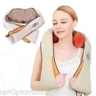 Шейный инфракрасный массажер massager of neck kneading оптом