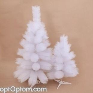 Искусственная белая елка 120 см оптом