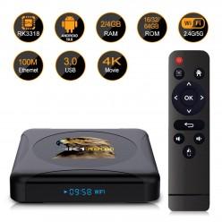 Андроид ТВ приставка HK1 RBOX оптом