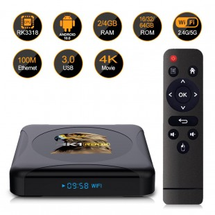 Android TV set-top box HK1 RBOX