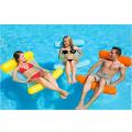 Надувной шезлонг для плавания Floating Bed 130 х 73 см оптом