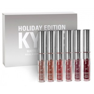 KYLIE HOLIDAY EDITION 6шт