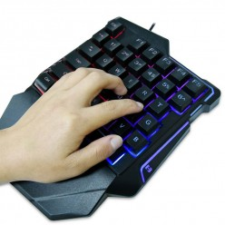 Игровая клавиатура с подстветкой JEQANG JK-911 оптом