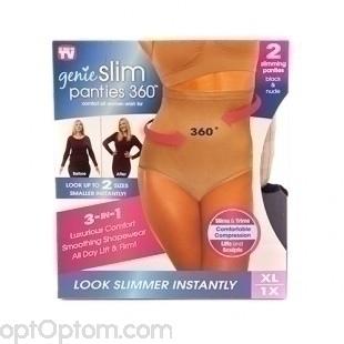 Genie Slim Panties 360 утягивающее белье оптом