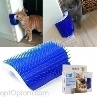 Hagen Cat it игрушка-массажер для кошек (с креплением к стене) оптом