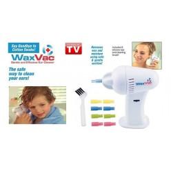 Wax Vac прибор для чистки ушей оптом