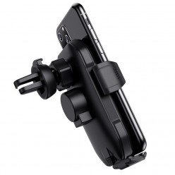 Автомобильный держатель с беспроводной зарядкой BH31 Sabio оптом