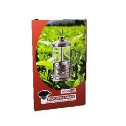 Френч-пресс Tea coffee maker 1000 мл оптом