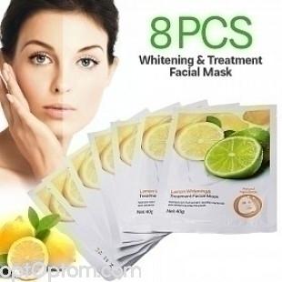 Маска Lemon Whitening and Treatment оптом