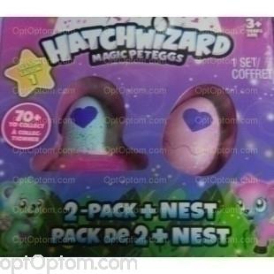 Hatchwizard Magic Peteggs c 2мя яйцами оптом