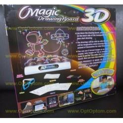 Магическая 3D доска Magic Drawing Board оптом