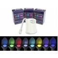 Подсветка для унитаза LED с датчиком движения LIGHT BOWL оптом