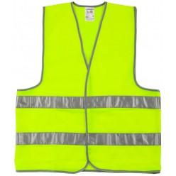 Светоотражающий сигнальный жилет для водителей оптом