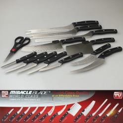 Ножи miracle blade world class набор 13 предметов оптом