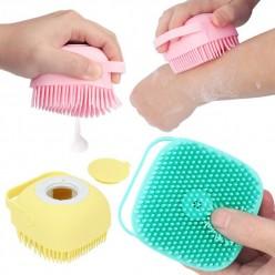 Щетка с дозатором для жидкого мыла оптом