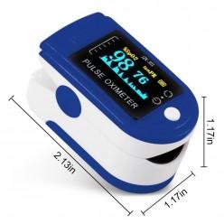 Пульсоксиметр Fingertip pulse oximeter оптом