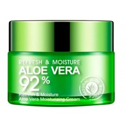 Крем для лица BioAqua Aloe Vera Refresh Moisture Cream оптом