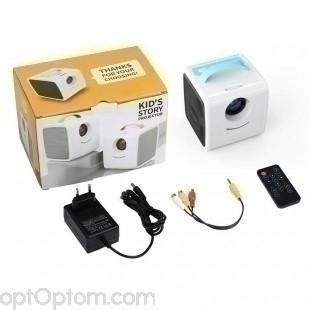 Детский LED проектор Q2 оптом