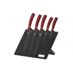 Набор ножей Berlinger haus bh 2519 на магнитной подставке оптом