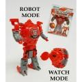 Робот-трансформер Jam tangan anak robot transformer оптом