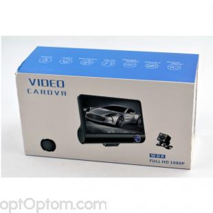Видеорегистратор на зеркало заднего вида Video CarDVR WDR FUII HD оптом