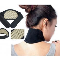 Self heating neck guard band шейный бандаж с турмалином оптом