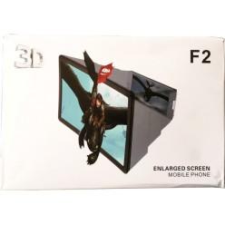 3D увеличитель экрана телефона f2 оптом