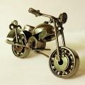 Оригинальный подарок сувенир железный Мотоцикл оптом