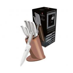 Набор из 5 ножей Berlinger House в стойке конус оптом