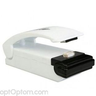 Карманный запаиватель пакетов - степлер Super Sealer оптом