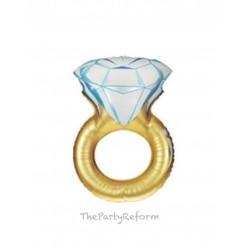 Надувной круг кольцо с алмазом оптом