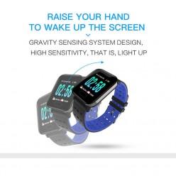 Умный браслет A6 смарт часы Smart Bracelet оптом
