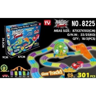 Magic Tracks 301 деталей с Колесом обозрения оптом