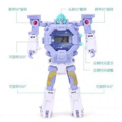 Часы робот трансформер оптом
