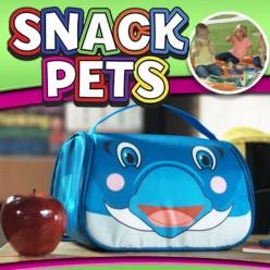 Сумка-органайзер для обедов охлаждающаяся Snack Pets оптом