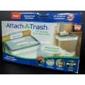 Висящий держатель мешка для мусора Attach-A-Trash оптом